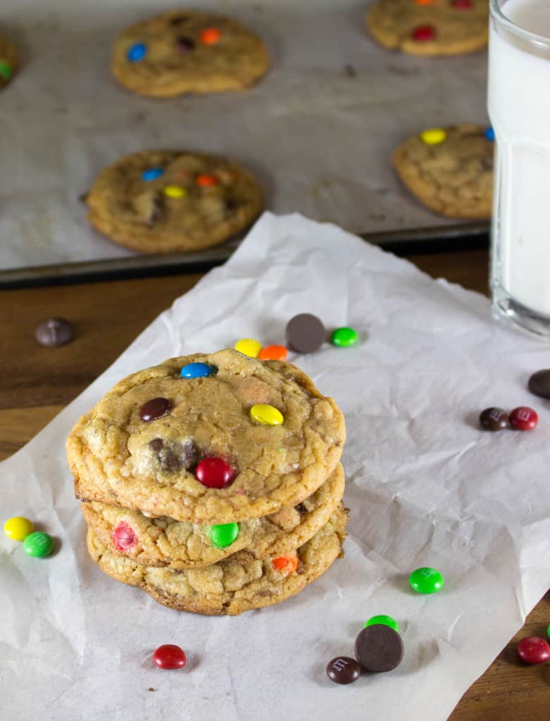 Kitchen Sink Pudding Cookies