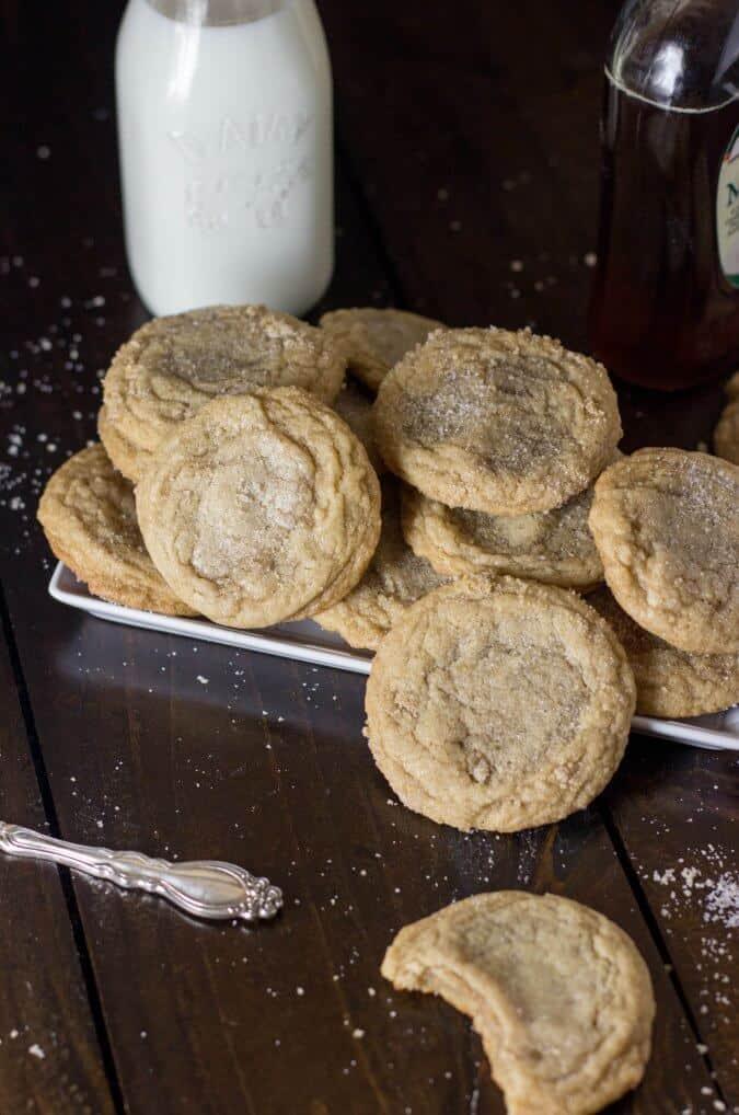 cookies - maple - brown sugar-4