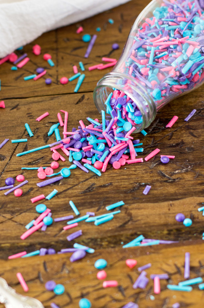How to make your own sprinkles -- SugarSpunRun