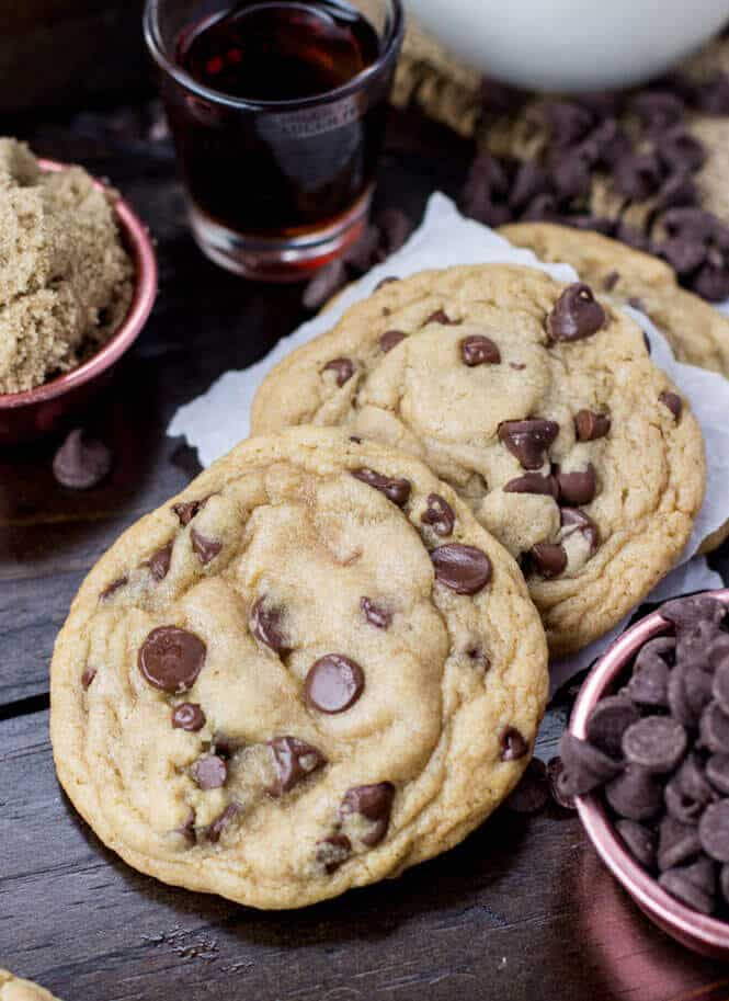 The WORST Chocolate Chip Cookies Ever... Oh boy I wish I'd never discovered this recipe!!