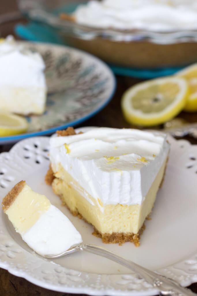 Easy Lemon Cream Pie