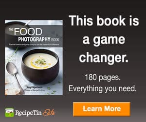 Transform your food photography