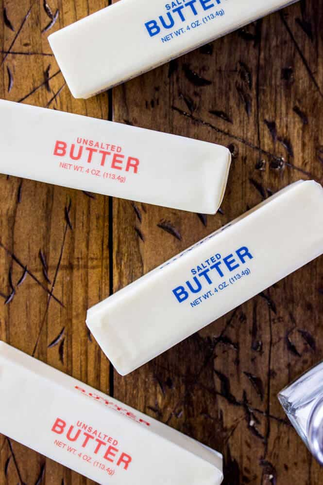 Why Use Unsalted Butter In Cakes