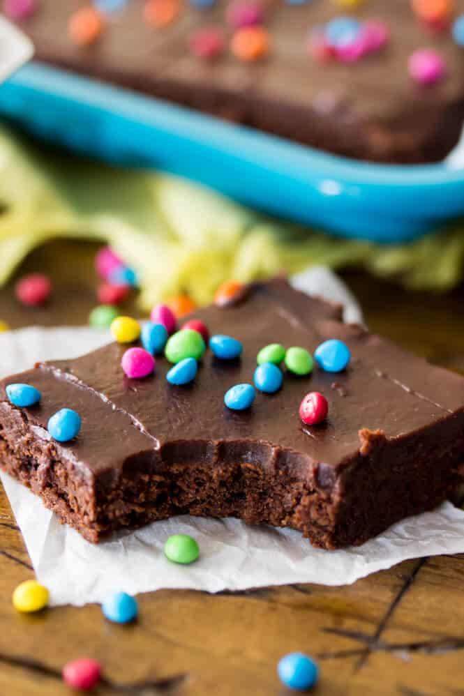 Home Made Brownies Recipe How To Make