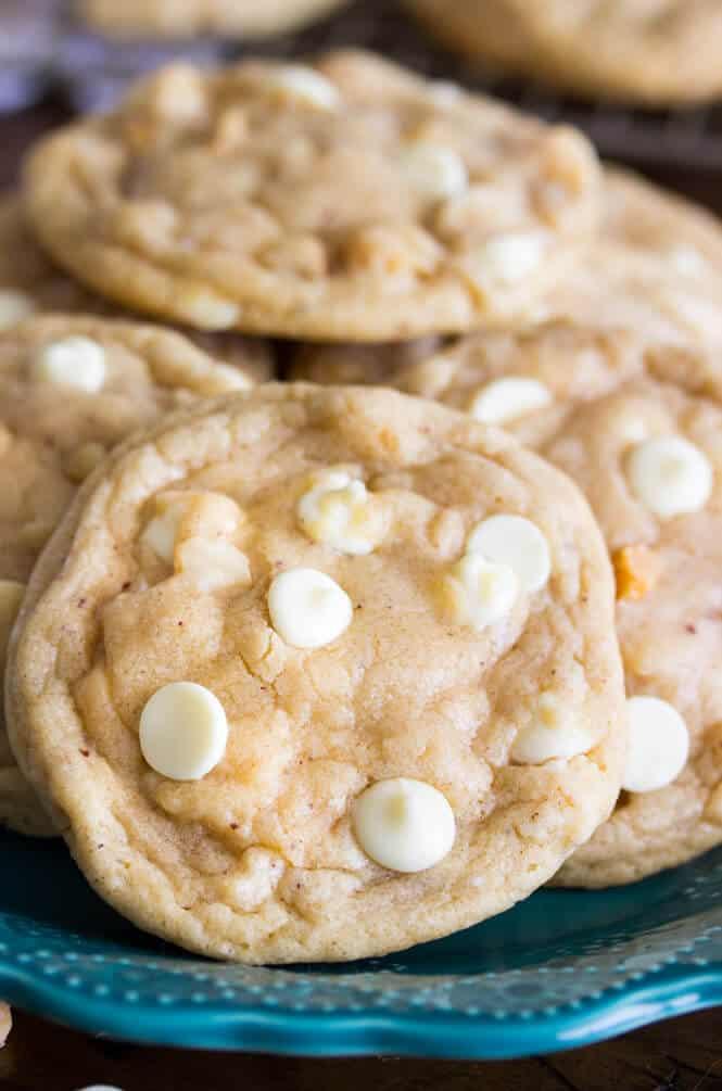 White chocolate chip macadamia nut cookies sugar spun run for White chocolate macadamia nut cookies recipe paula deen